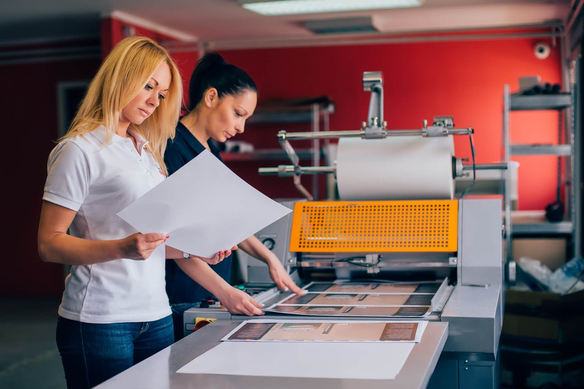 Digital Print Solutions for Business